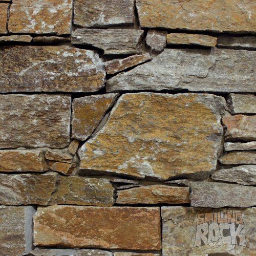 Flintstone ledgestone