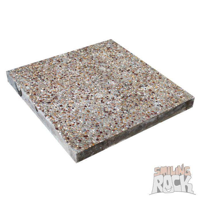 Pebblewash Concrete Slab